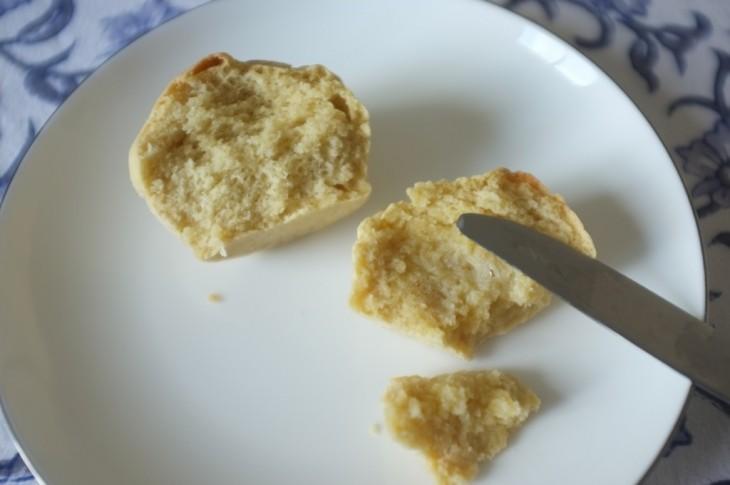 recette sans gluten de petits pains de table