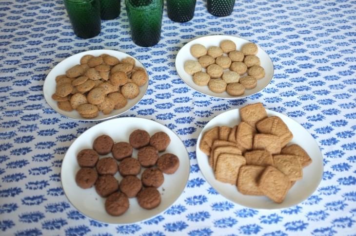 test en cuisine biscuits sans gluten Generous