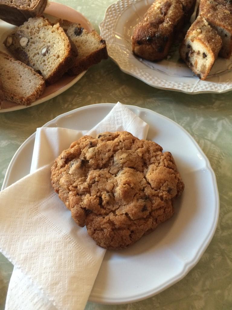 le cookie sans gluten