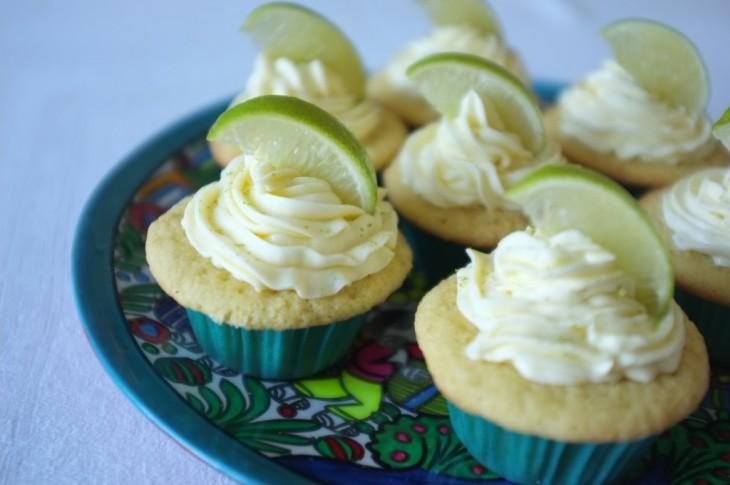 recette sans gluten de cupcake au citron vert