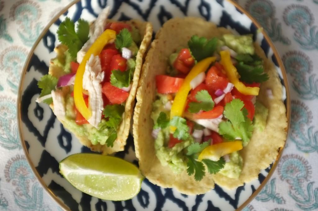 Nos tacos mexicains sans gluten pour la fête des pères 2015