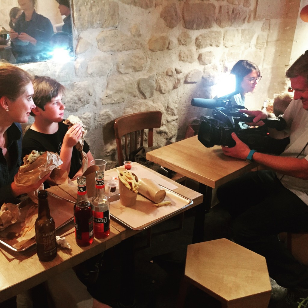 Repérés par l'équipe de Envoyé Spécial, nous parlons du kebab sans gluten