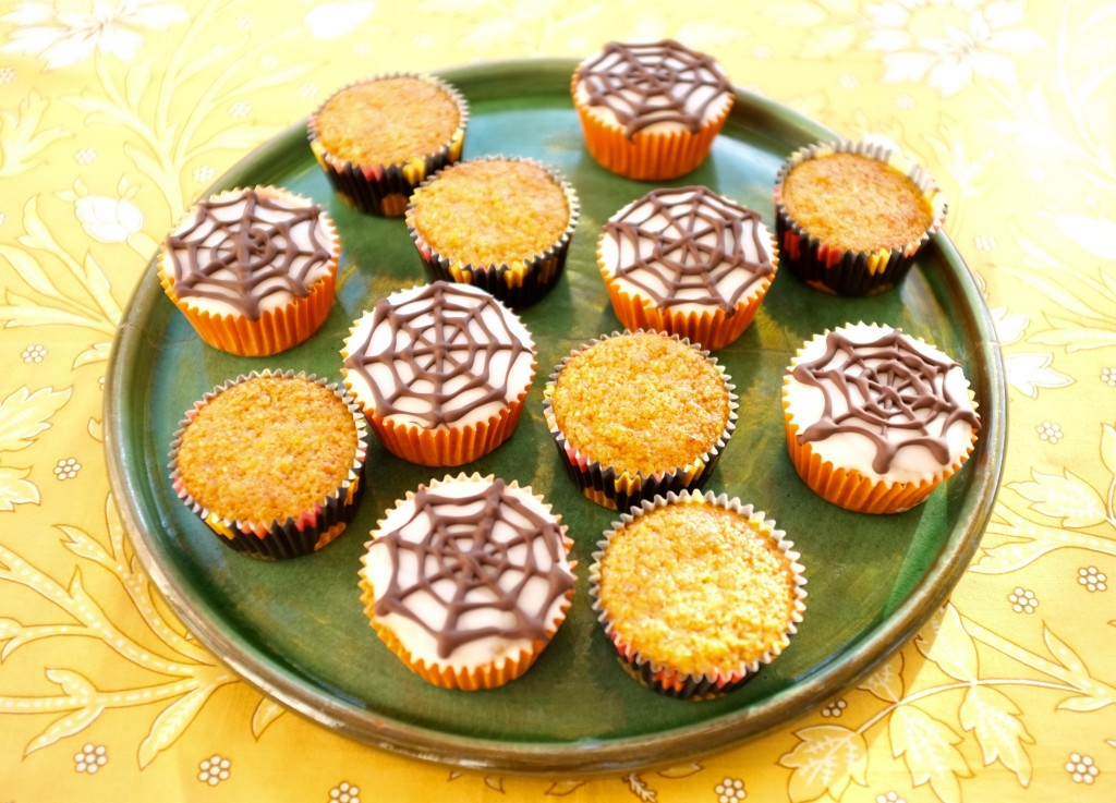 Recette gateau carotte halloween secrets culinaires - Recette gateau halloween facile ...