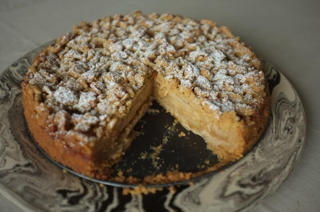 Gateau au pomme maizena sans gluten secrets culinaires g teaux et p tisseries blog photo - Gateau d anniversaire sans gluten ...