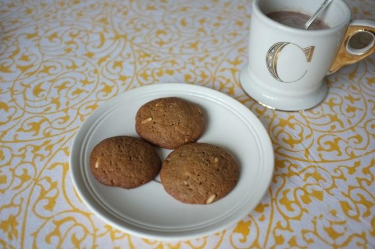 Recette sans gluten de snickerdoodles à la châtaigne et aux pignons