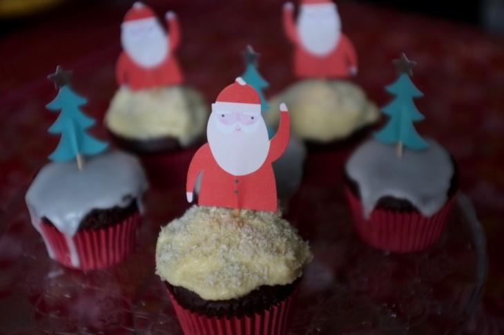Les cupcakes sans gluten Red Velvet