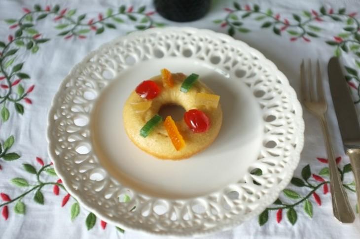 Recette sans gluten de Donuts des Rois