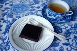 Recette sans gluten du Brownie régime pour mes copines