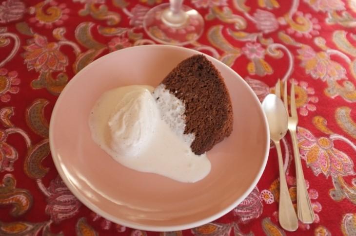 Recette sans gluten de pouding au chocolat épicé