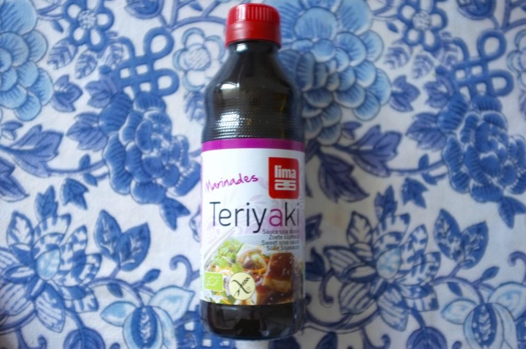 La sauce Teriyaki sans gluten de LIMA est certifiée sans gluten;