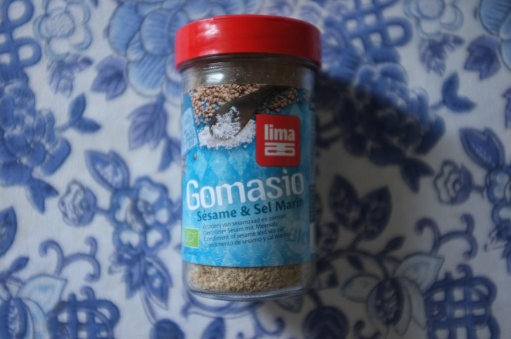 Le gomasio de LIMA est certifié -20ppm