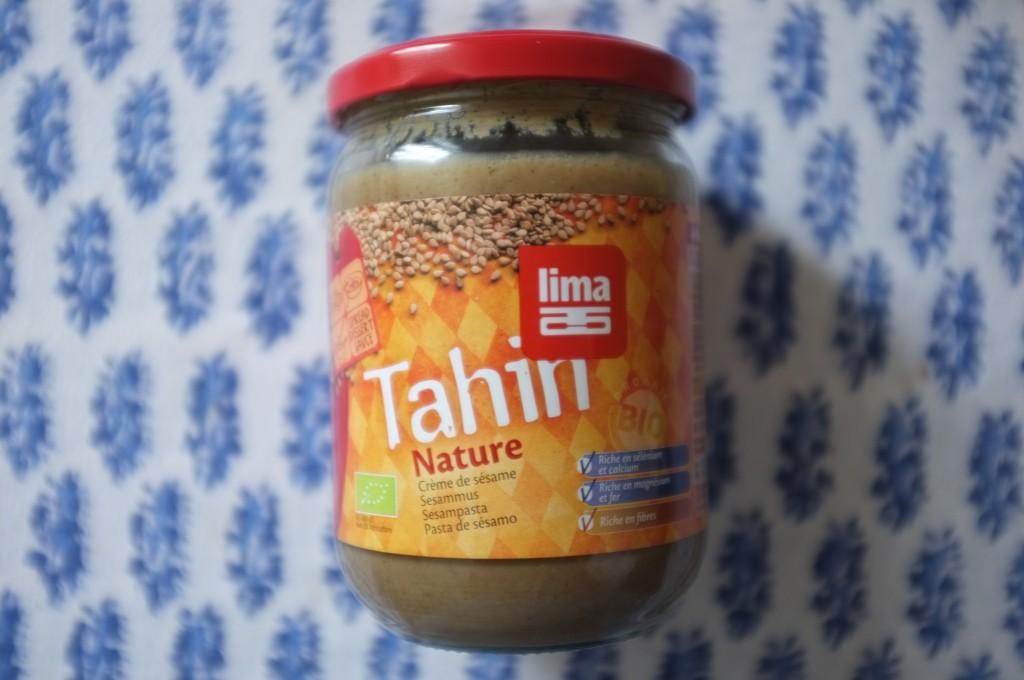 Le tahini de LIMA est certifié ......