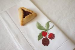recette sans gluten de biscuits Hamantaschen