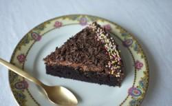 Recette sans gluten de gâteau au chocolat pour Pâques