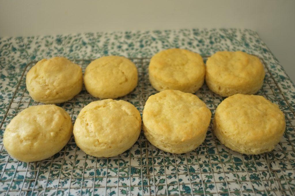 Les 8 muffins anglias que permet de cuisiner cette recette.