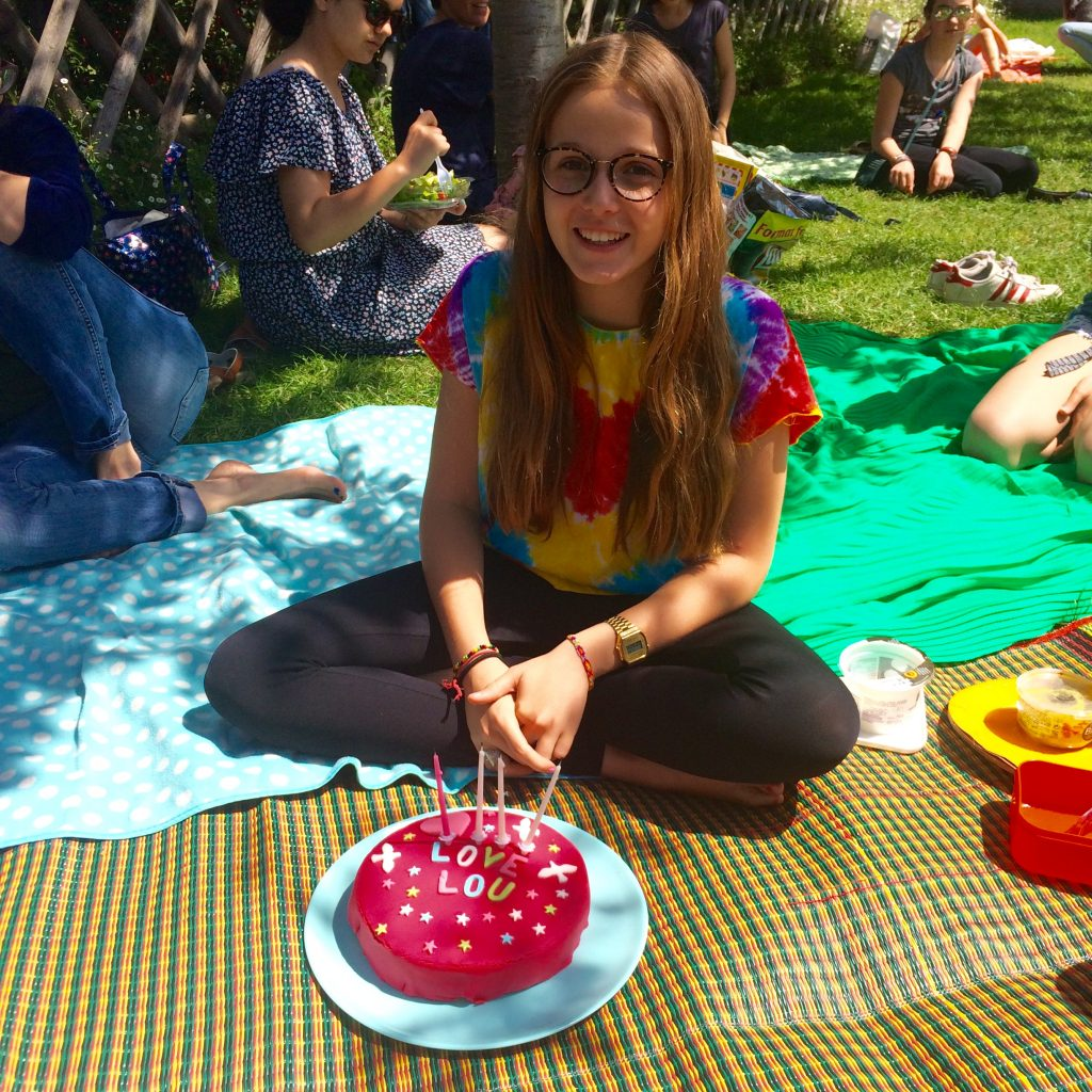 "Lou, la ""birthday girl"" a 13 ans !!!"