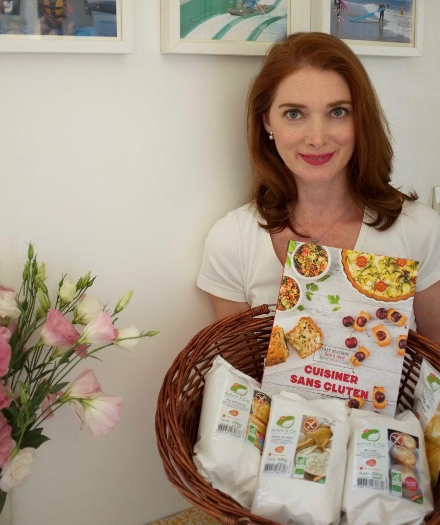 Concours pour mon livre «Cuisiner sans gluten» sur ma page Facebook