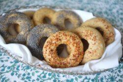 Recette sans gluten de bagels