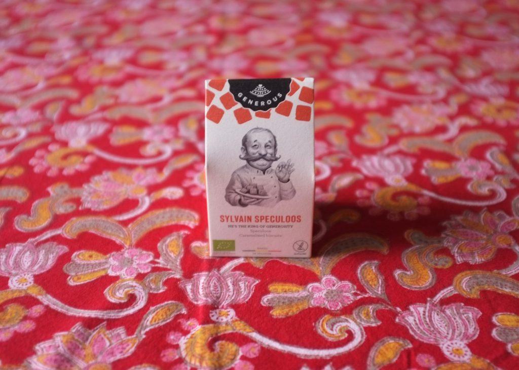 Le mini paquet de Spéculoos sans gluten de Generous,
