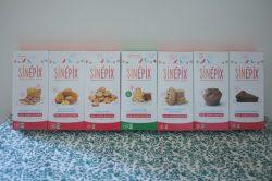 Sinépix sans gluten, mon test en cuisine partie 1
