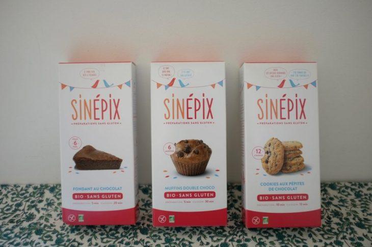 Sinepix sans gluten, mon test en cuisine partie 2