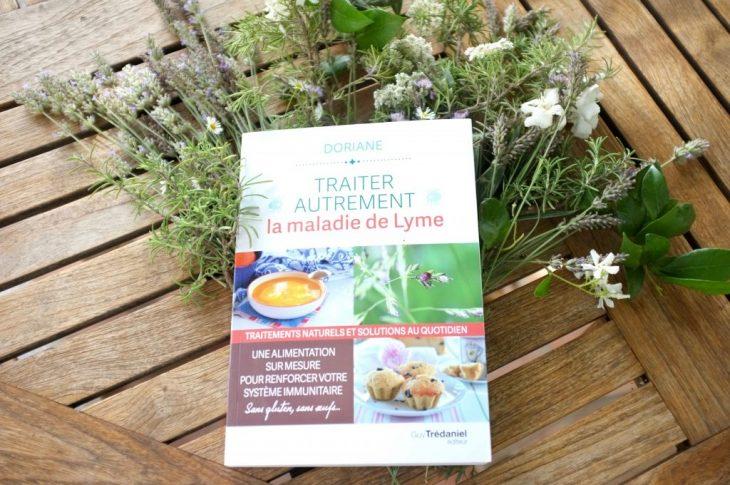 Livre «traiter autrement la maladie de Lyme»