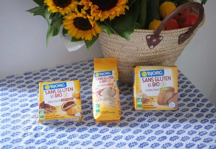 Je les aime sans gluten: Bjorg avec Shopmium