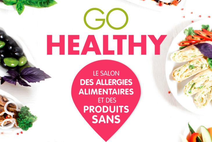 Le Salon «Go Healthy» le 10 & 11 mars à Lyon