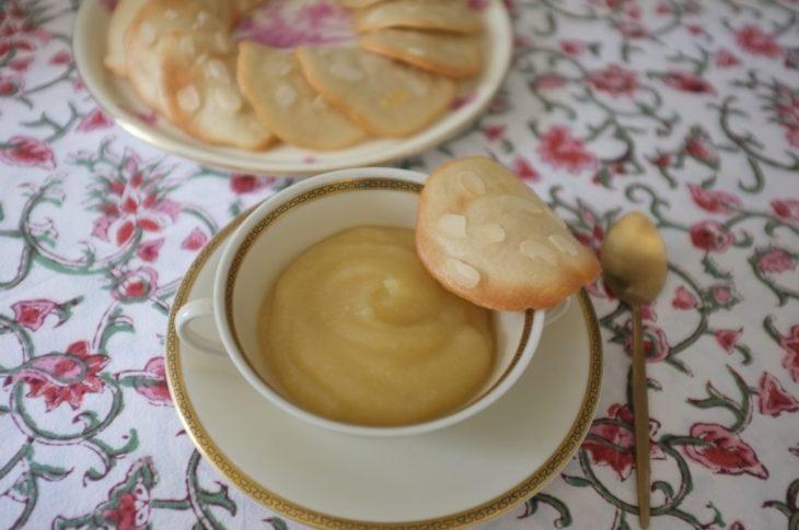 Ma recette de tuiles aux amandes sans gluten