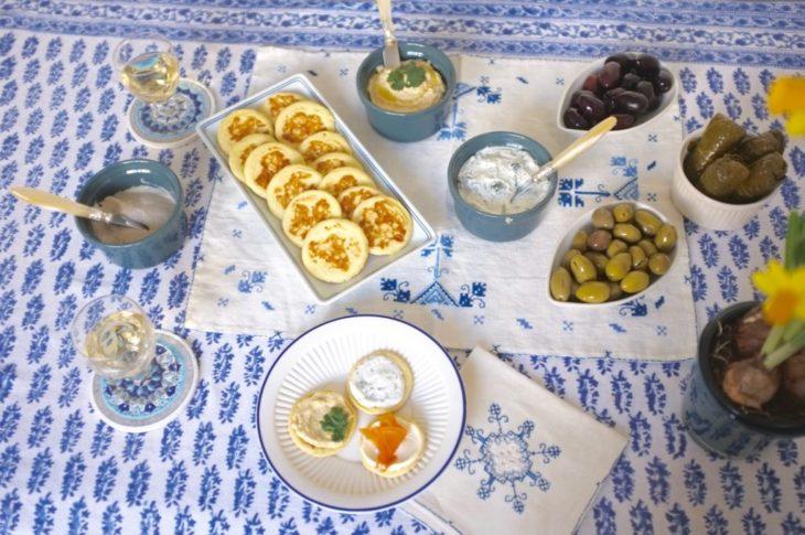 test en cuisine: blinis et pancake de Biobleud