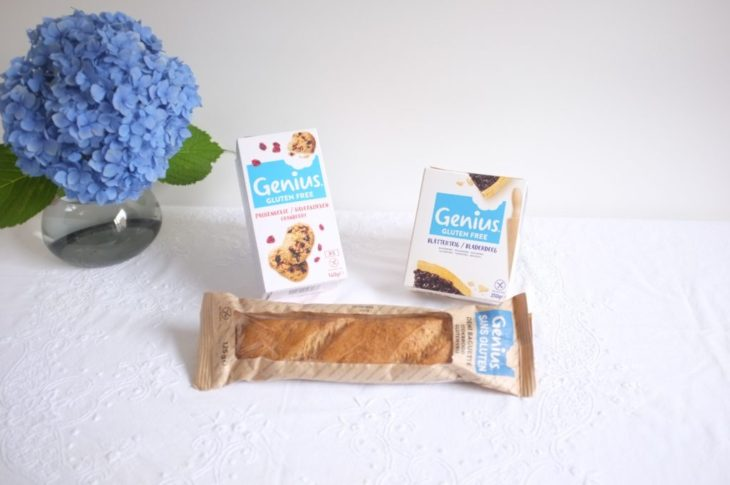 Les nouveautés de Génius Sans Gluten