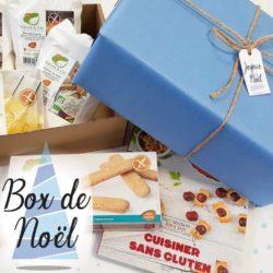 La box Noël sans gluten de Nature & Cie