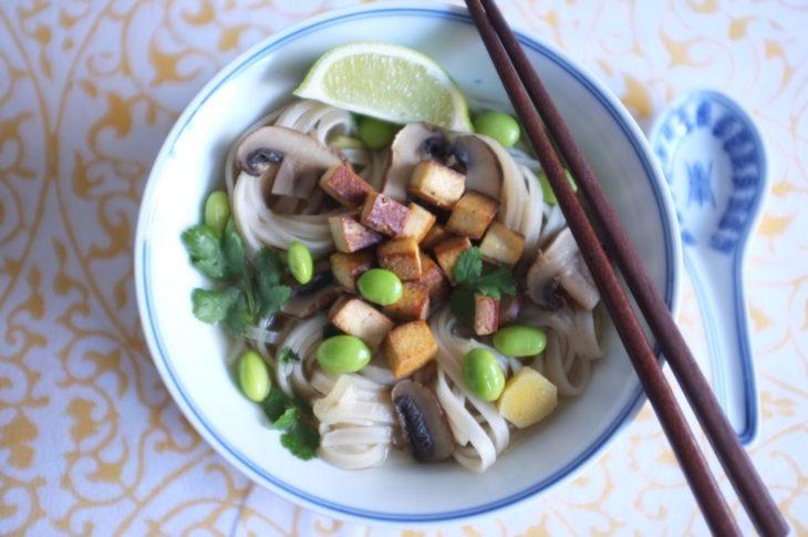 Sans gluten: ma soupe Pho vietnamienne